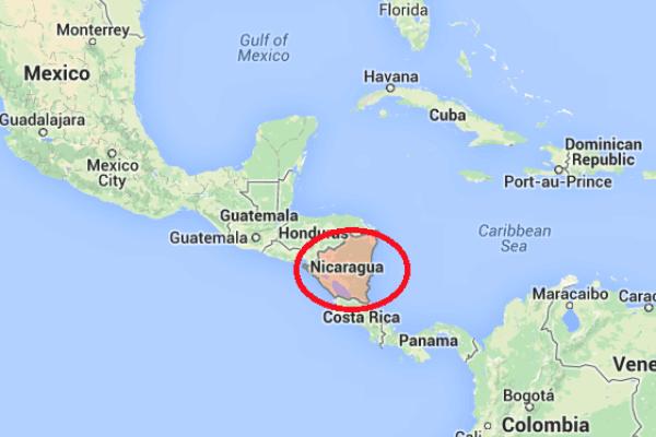 cuando se fundó Nicaragua