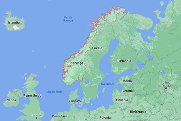 cuándo se creó Noruega