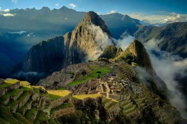 el origen del perú