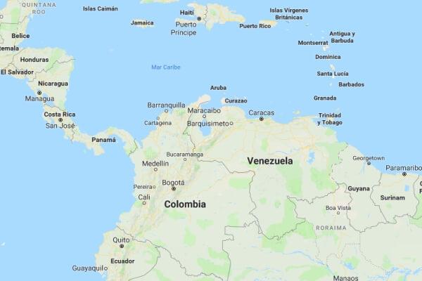 ¿Cuándo se creó Venezuela?