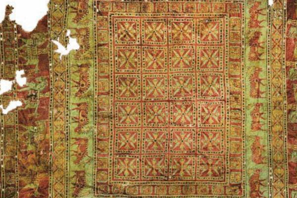 cuál es el origen de la alfombra