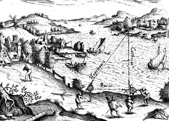 cuál es el origen de a geodesia