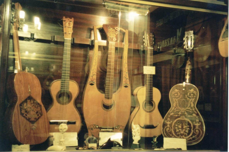 ¿Cómo se creó la guitarra?
