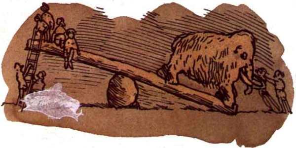 cuál es el origen de la palanca