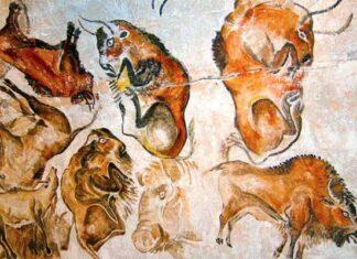 cuál es el origen de la pintura