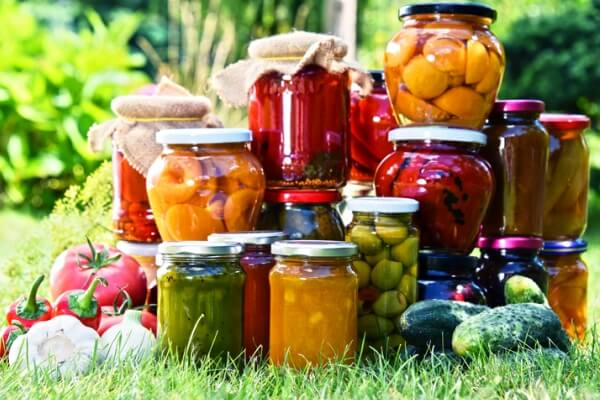 cuál es el origen de las conservas de alimentos