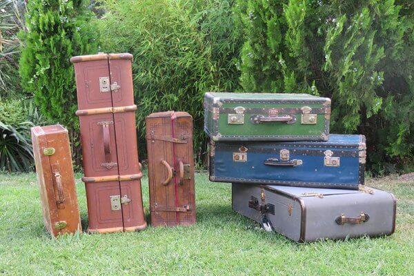 cuál es el origen de la maleta