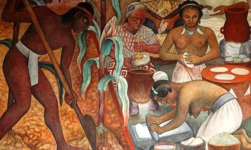 origen de las palomitas de maiz