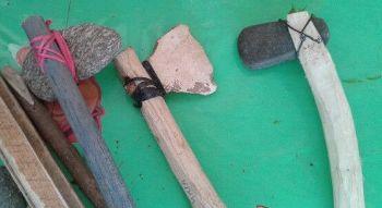 cuándo surgieron las primeras herramientas de la humanidad