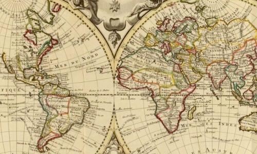 evolución de los mapas