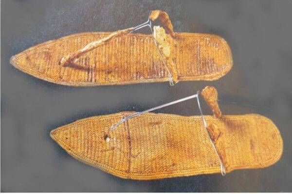 cuándo y dónde se inventó el zapato