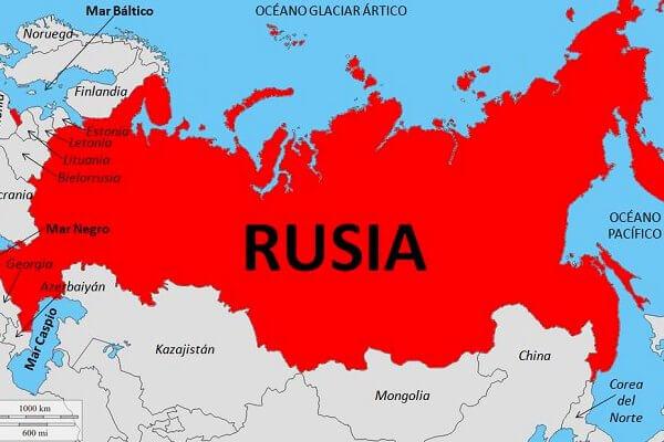 ¿Cuándo y cómo se formó Rusia?