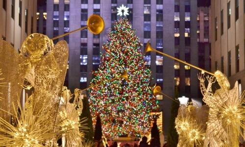 origen del árbol de la Navidad