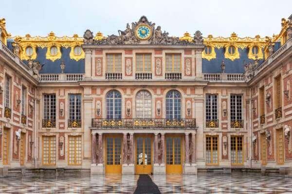 Palacio de Versalles características