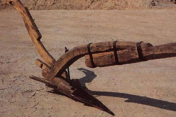 arado prehistórico