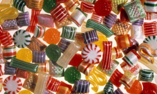 origen del caramelo