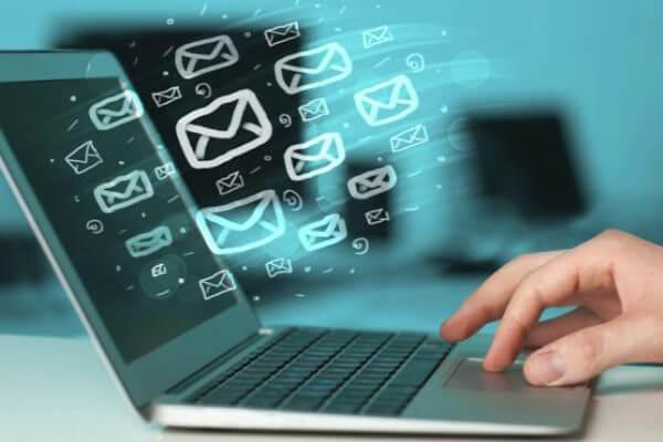 origen del correo electrónico