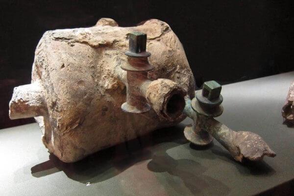 dónde se inventó la grifería