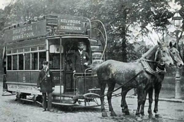cuál es el origen del tranvía