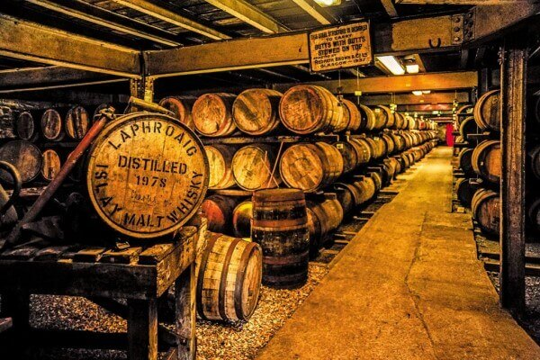 cuando se creó el whisky