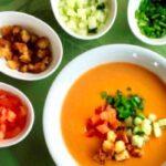 origen e historia del gazpacho