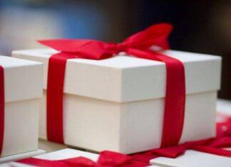 origen e historia del regalo