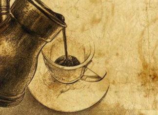 origen del té