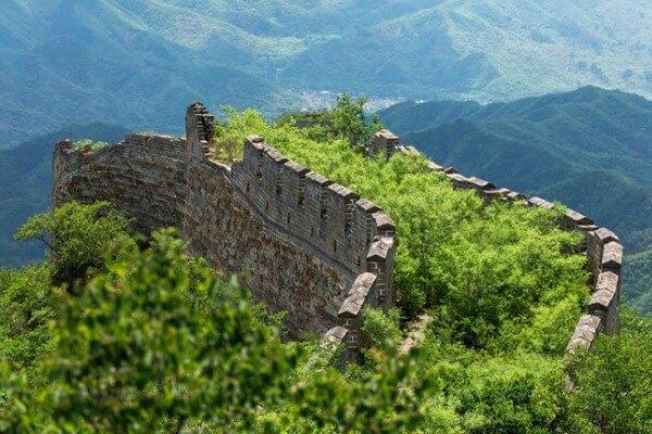 para qué sirve la gran muralla