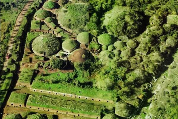 origen de la necrópolis de Banditaccia