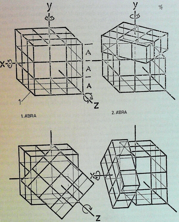 primer cubo rubik historia