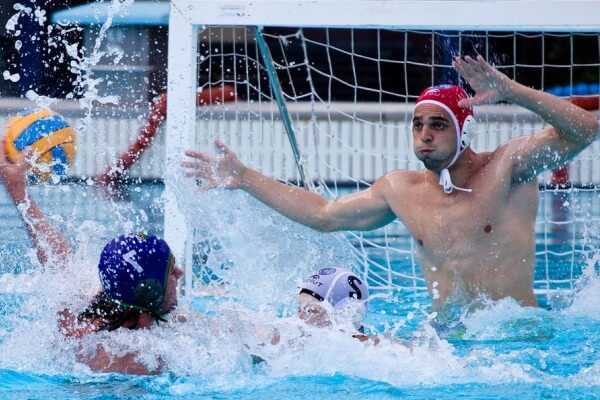 técnicas de waterpolo
