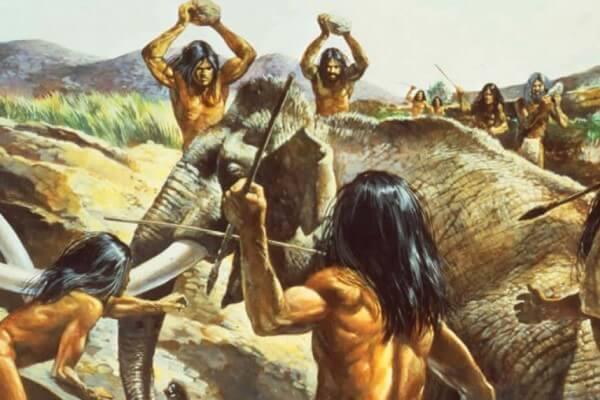 Orígenes del hombre peruano
