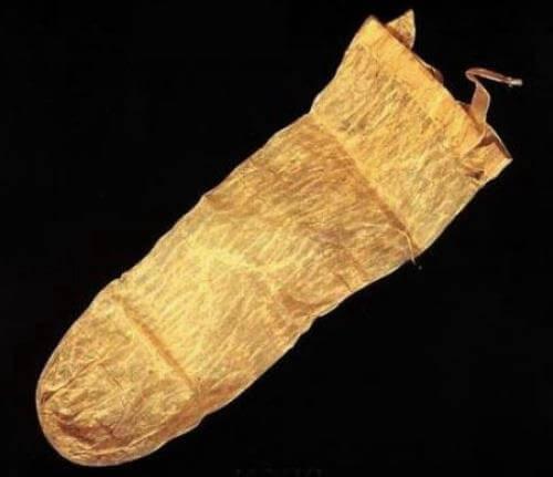 preservativo masculino de Falopio