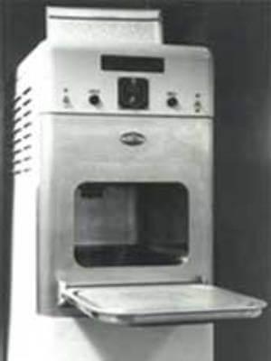 cómo se inventó el microondas