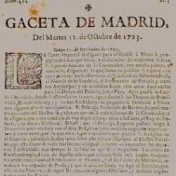 primer periodico espanol