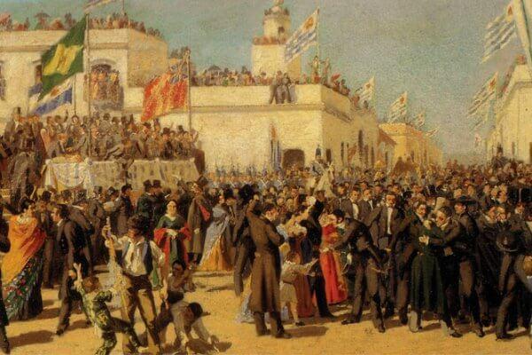 constitución Uruguay historia
