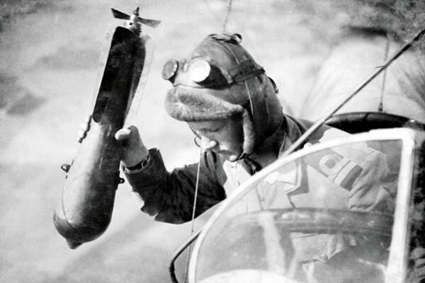 historia bombas aereas