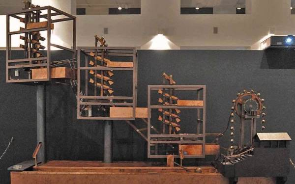 cuál es la primera máquina de la hsitoria