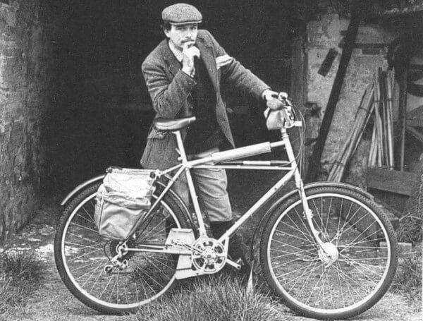 origen del mountain bike