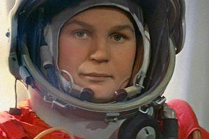 primera mujer astronauta - Valentina Tereshkova