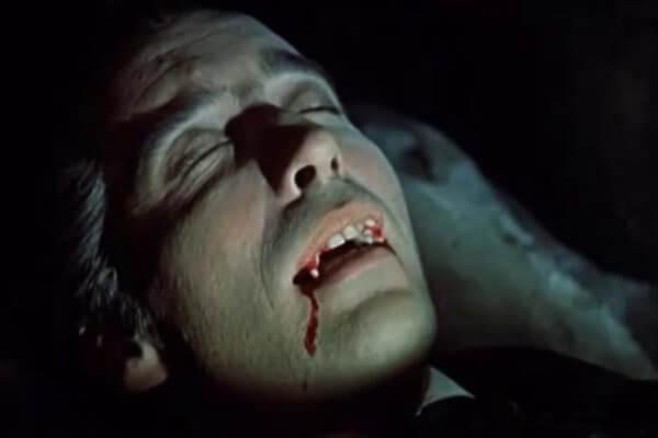 primer film de drácula