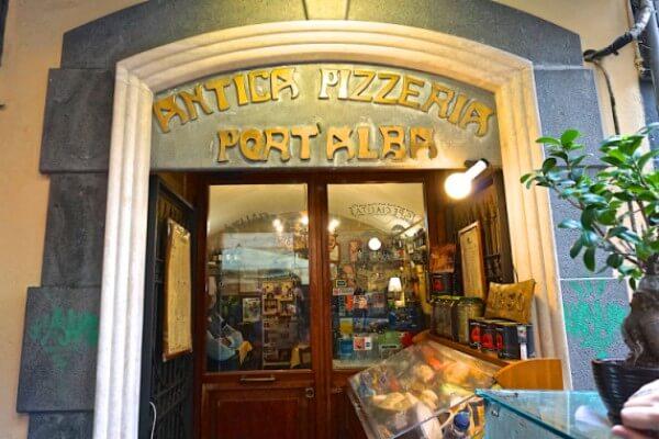 ¿Dónde se creó la pizza por primera vez?