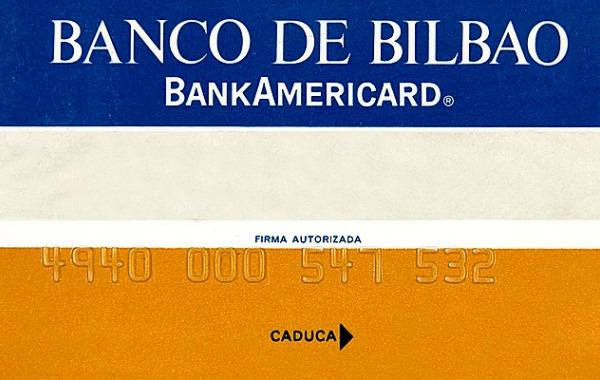 historia de la tarjeta de crédito en España