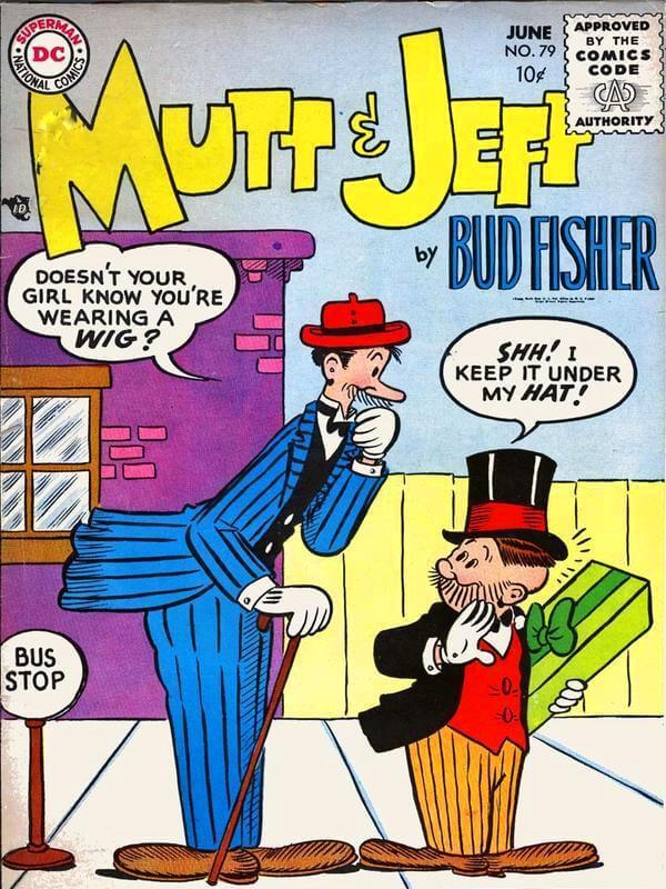 historia de la tira cómica