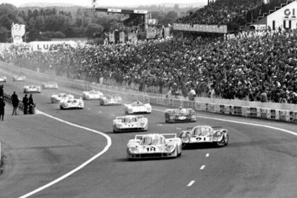 reseña histórica carreras de autos