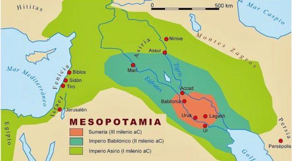 dónde surgieron las primeras ciudades