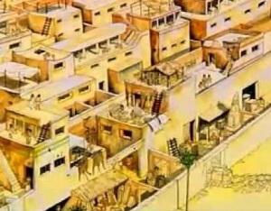 las primeras ciudades de Egipto