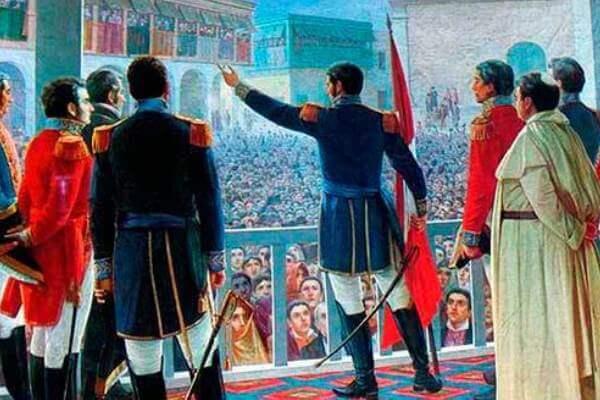 historia independencia peru