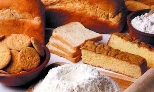 productos derivados del trigo