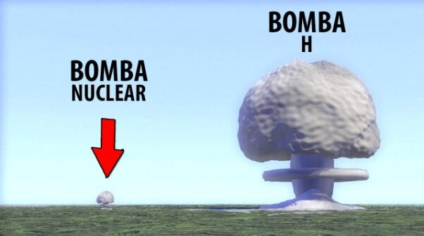 artículo histórico bomba de hidrógeno